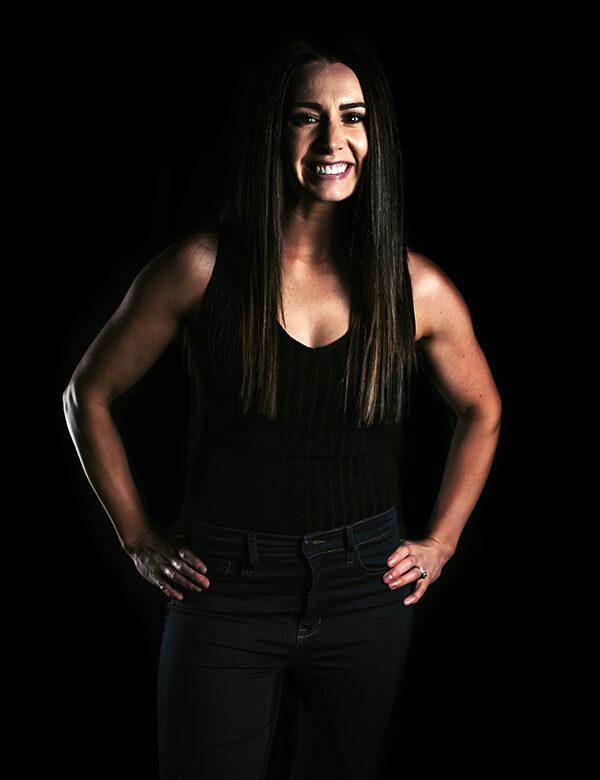 Coach Emily Marcotte