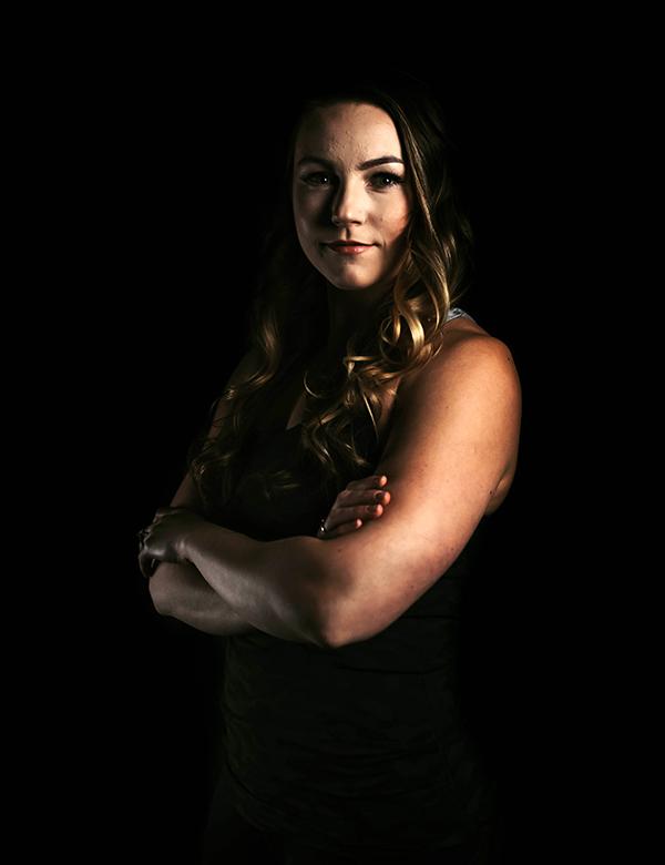 Coach Kate Stevenson